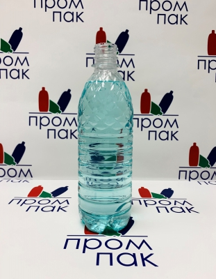 ПЭТ бутылка  0,5 л.  ЛАЙТ
