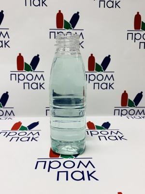 ПЭТ бутылка 0,5л. МОЛОКО